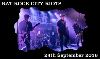 Rat Rock City Riots 2016